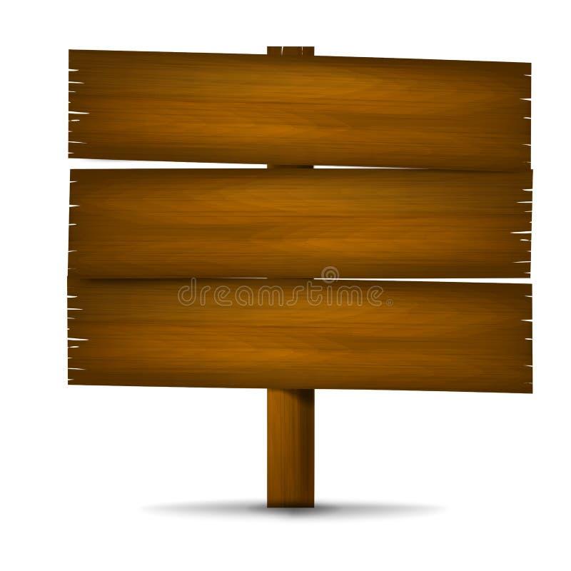 Muestra de madera 002 ilustración del vector