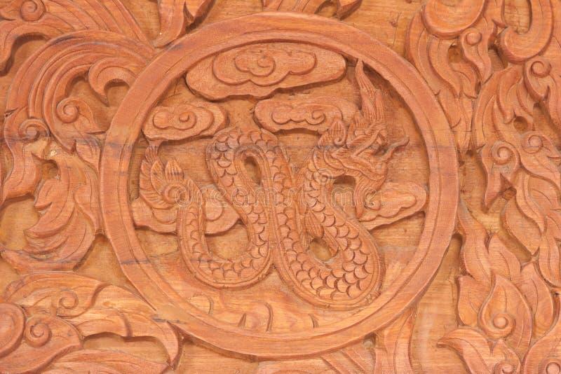 Muestra del animal del zodiaco de Dragon Chinese fotos de archivo libres de regalías