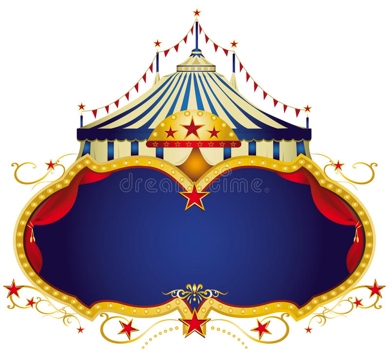 Muestra del circo libre illustration