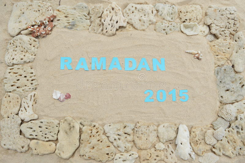 Muestra 2015 del Ramadán