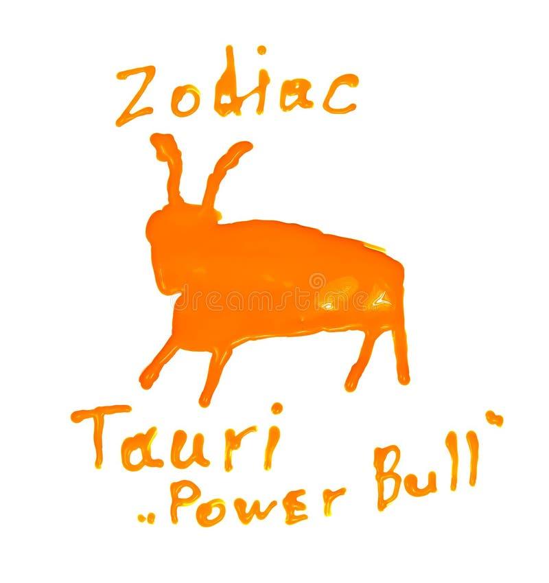 Muestra del zodiaco imagenes de archivo