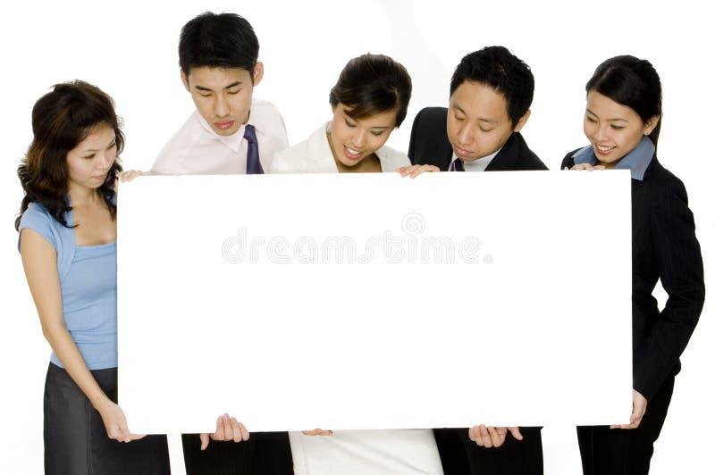 Muestra en blanco imagen de archivo libre de regalías
