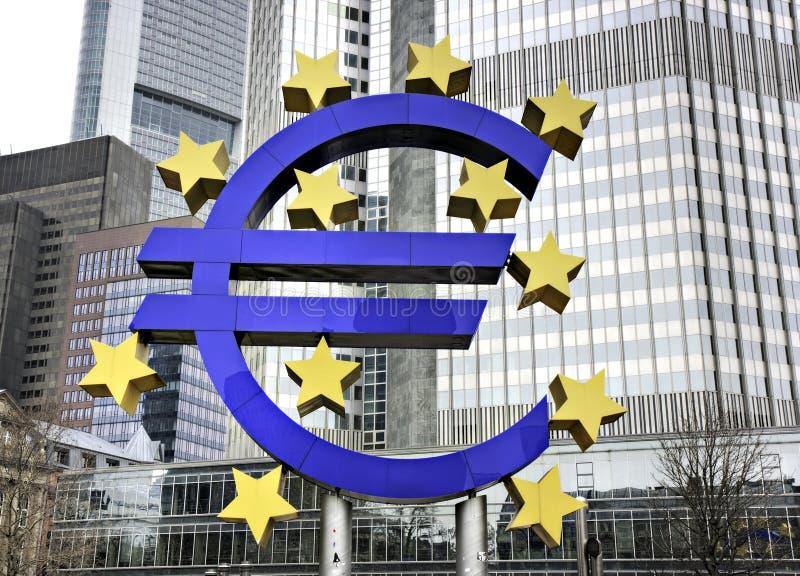 Muestra EURO fotos de archivo libres de regalías