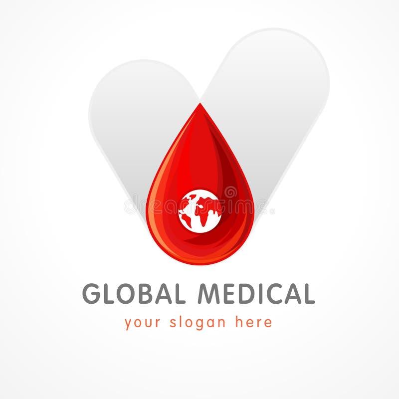 Muestra médica global libre illustration