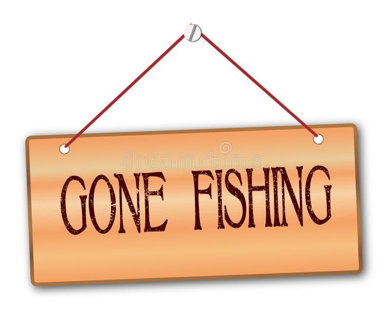 Muestra pesquera ida de la puerta libre illustration