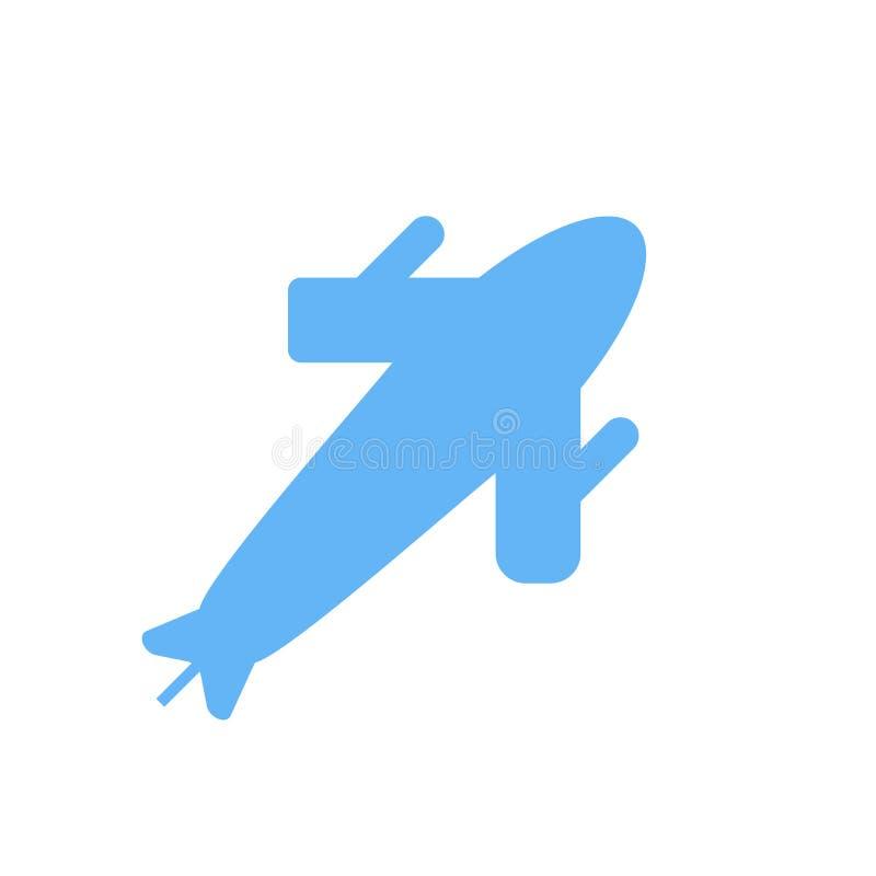 Muestra plana y símbolo del vector del icono aislados en el fondo blanco, concepto plano del logotipo stock de ilustración