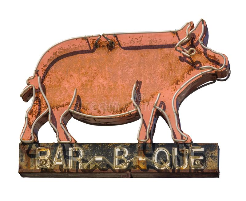 Muestra rústica del comensal de la barbacoa imagen de archivo libre de regalías