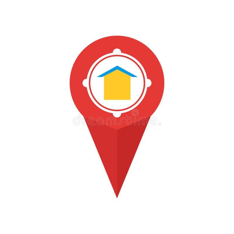 Muestra y símbolo del vector del icono del Placeholder aislados en el fondo blanco, concepto del logotipo del Placeholder libre illustration