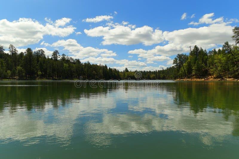 Muestre el lago bajo Arizona fotos de archivo libres de regalías