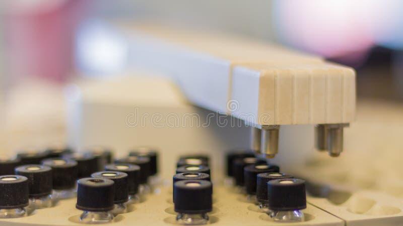Muestreador automático imagen de archivo