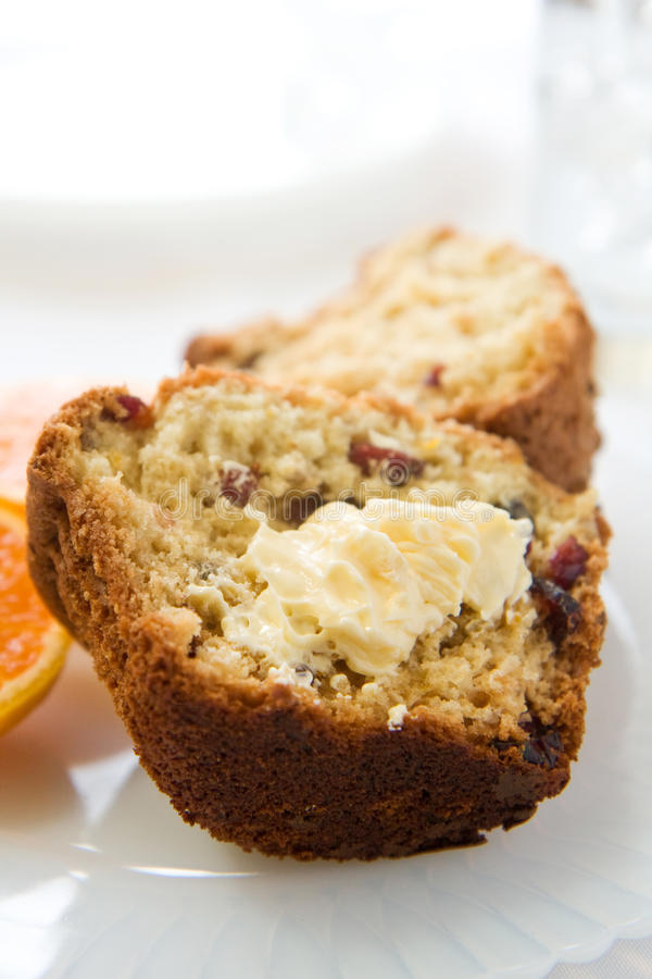 muffin προγευμάτων στοκ φωτογραφία με δικαίωμα ελεύθερης χρήσης