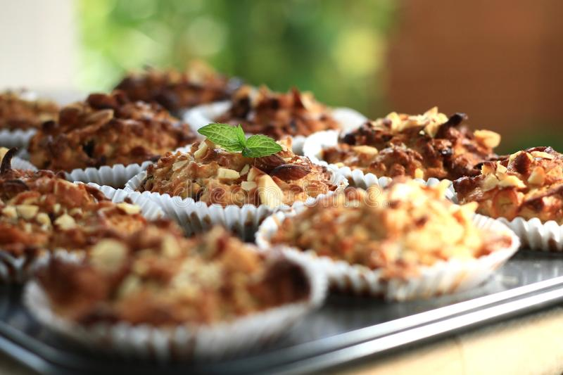 Muffin royalty-vrije stock fotografie