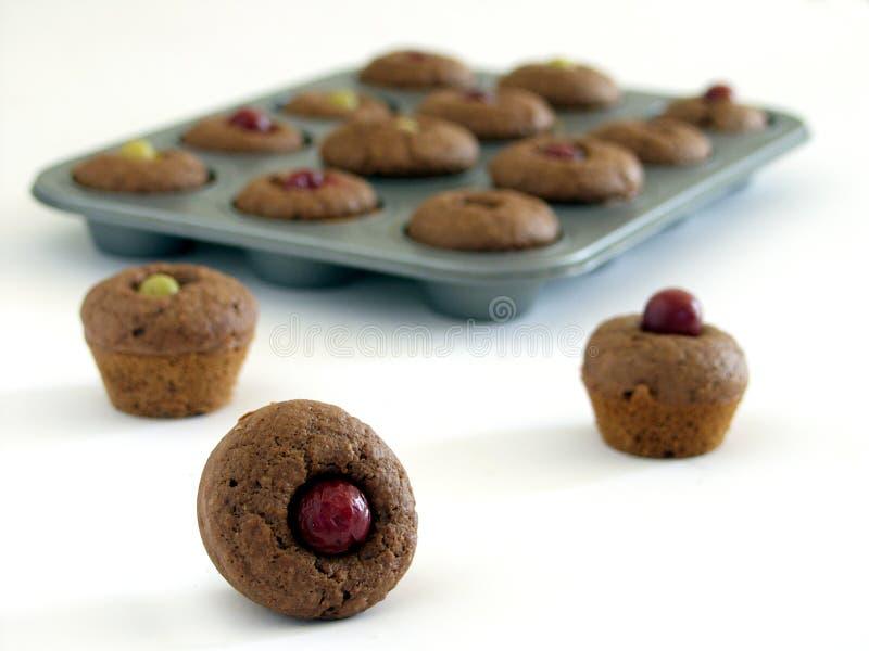 Download Muffin fotografering för bildbyråer. Bild av sött, cake - 27335