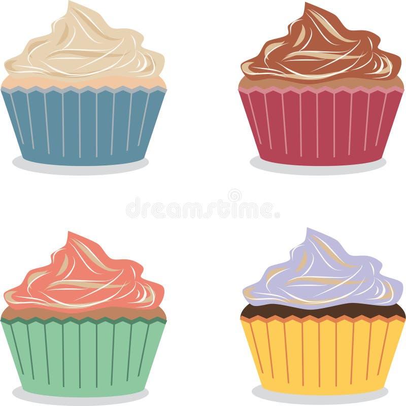 Muffin lizenzfreie stockfotografie
