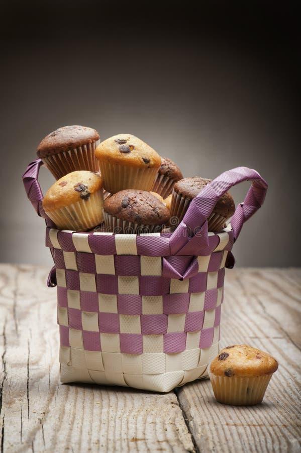 muffin royalty-vrije stock foto's
