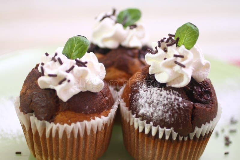 muffin imagem de stock royalty free