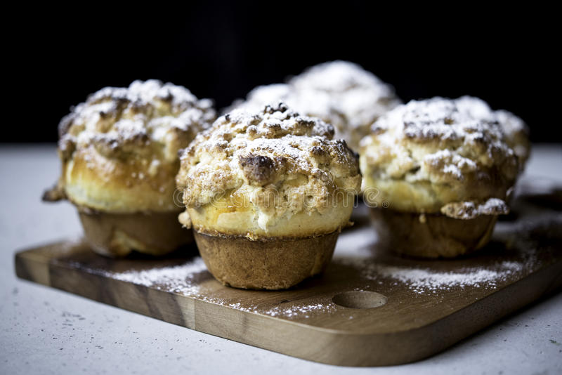 Muffin στοκ φωτογραφίες με δικαίωμα ελεύθερης χρήσης