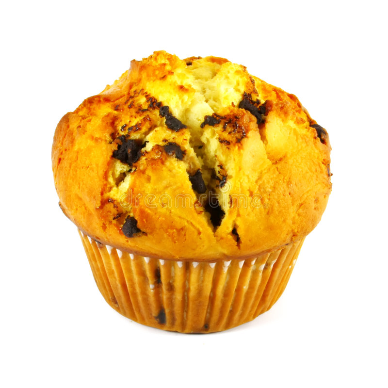 Muffin Baked royalty free stock images