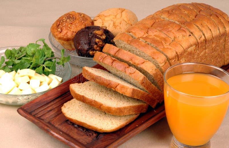 muffin chlebowy zdjęcie royalty free