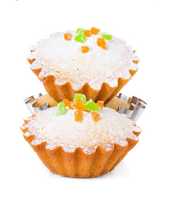 Muffin cupcake stock fotografie