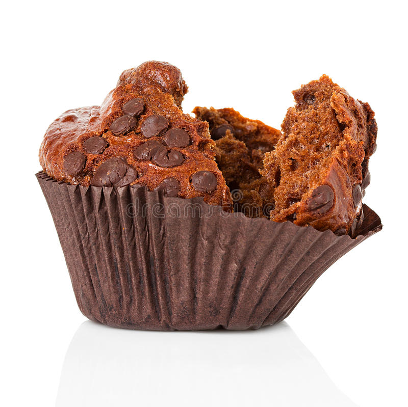 Muffin, cupcake stock foto's