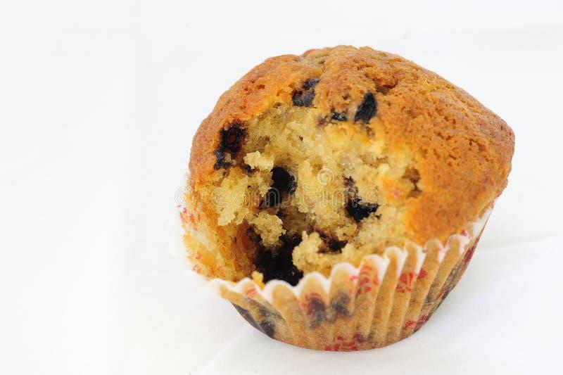Muffin da banana imagem de stock royalty free
