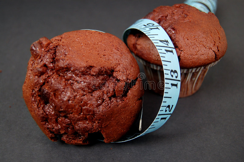 Download Muffin Diet 3 stock image. Image of digest, juice, cakes - 726221