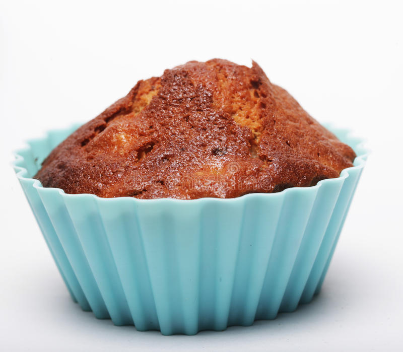 Download Muffin isolated on white stock image. Image of muffin - 39509167