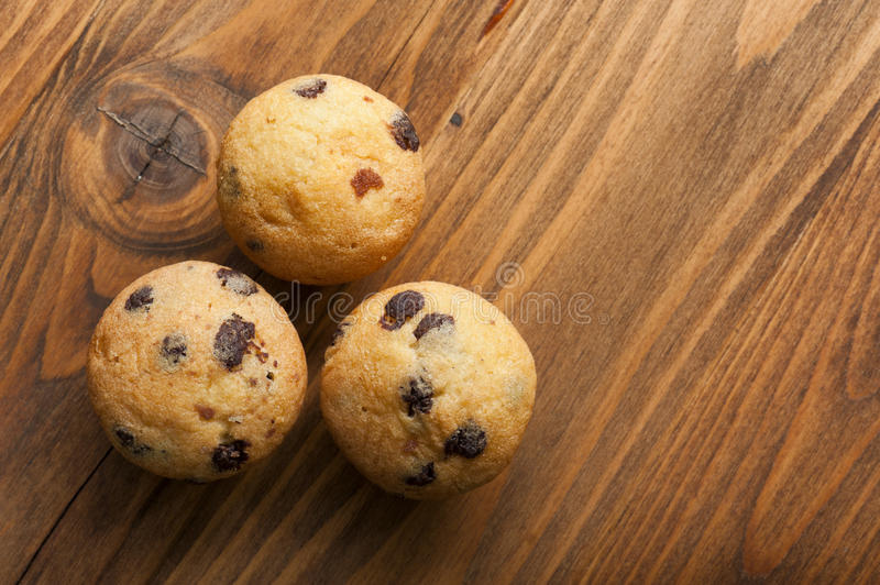 Muffin royalty free stock photos