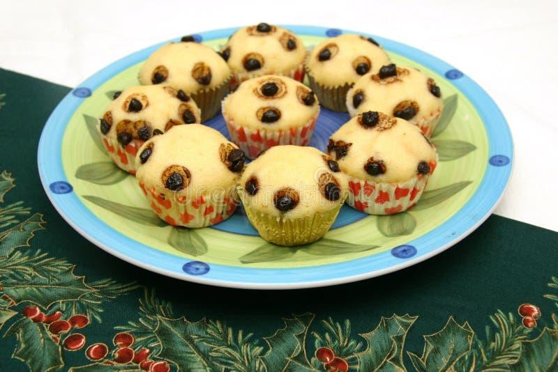 Download Muffiner arkivfoto. Bild av ludd, choklad, greasy, dekorativt - 500078