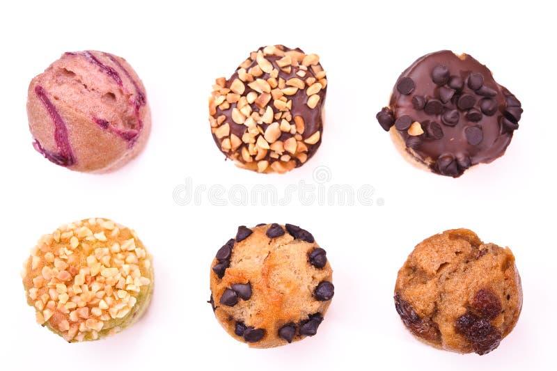 Muffinmanie stockbild