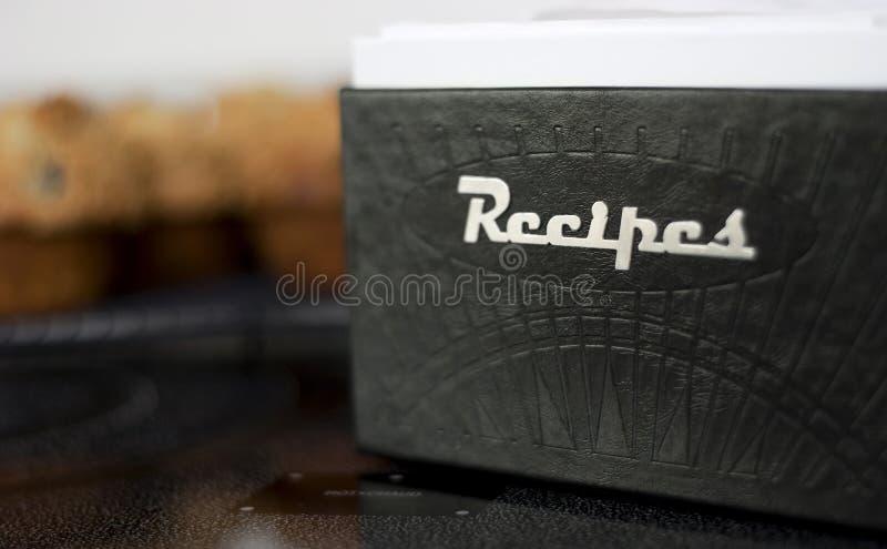 muffins κιβωτίων βακκινίων συντ&al στοκ εικόνες με δικαίωμα ελεύθερης χρήσης