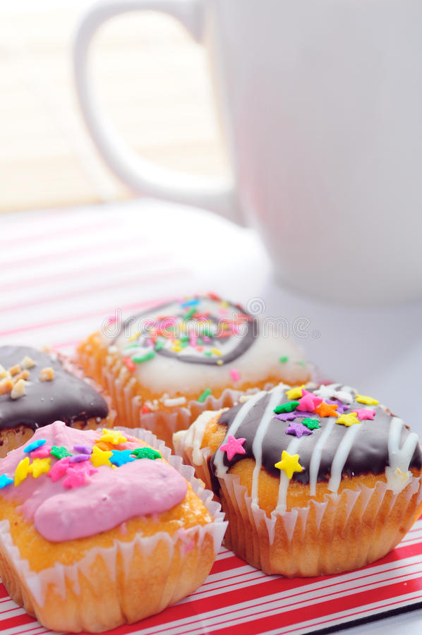 Download Muffins stock image. Image of candy, still, dessert, soft - 12301345
