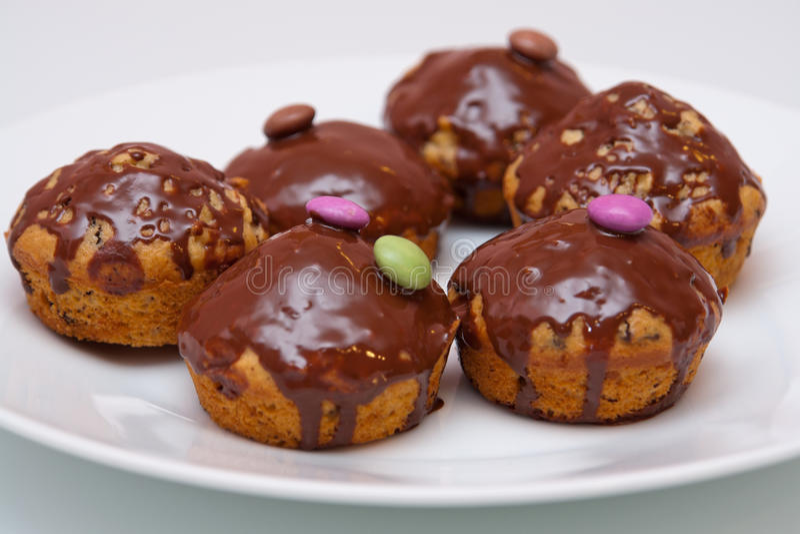 muffins obrazy stock