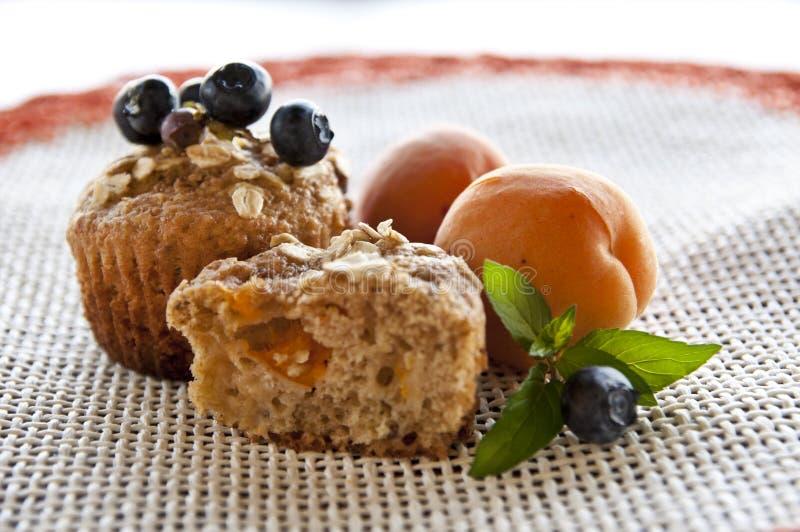 Muffins zdjęcia stock