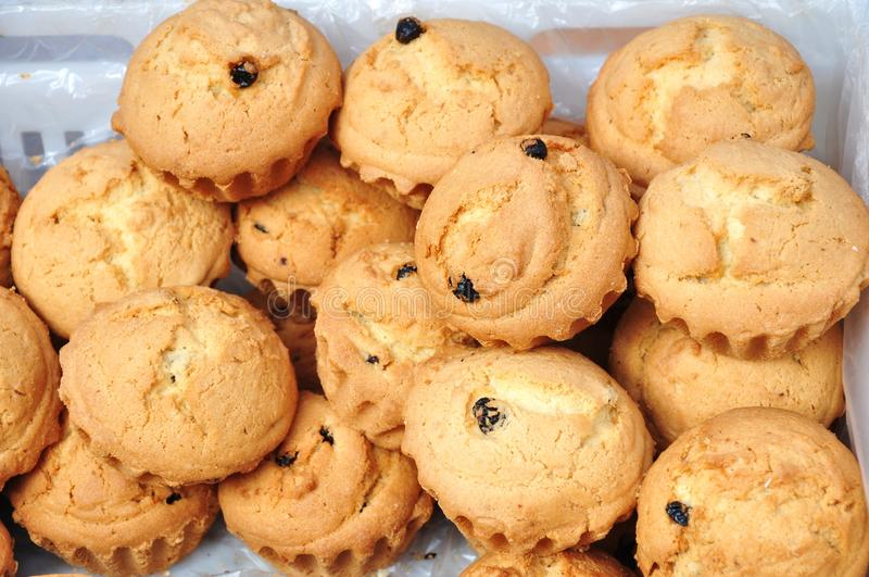 Muffins Royalty-vrije Stock Foto