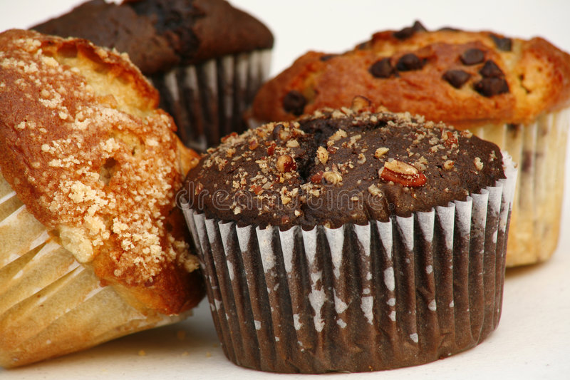 muffins στοκ φωτογραφίες με δικαίωμα ελεύθερης χρήσης