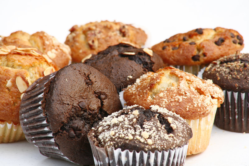Download Muffins stock photo. Image of food, muffin, home, bake - 3137222