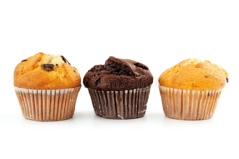 Muffins obraz royalty free