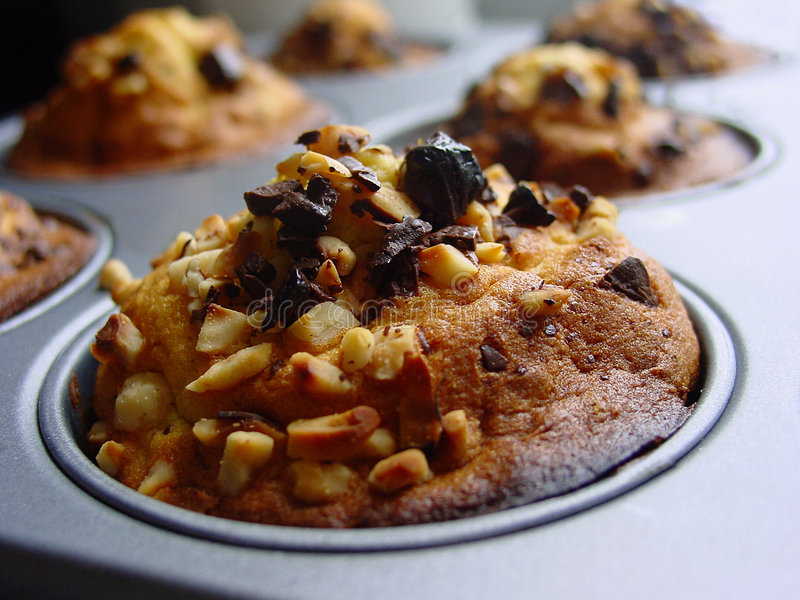 Download Muffins Stock Photography - Image: 520982