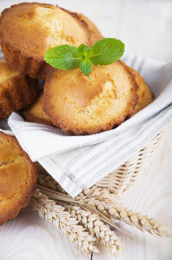 Download Muffins stock afbeelding. Afbeelding bestaande uit munt - 54084181