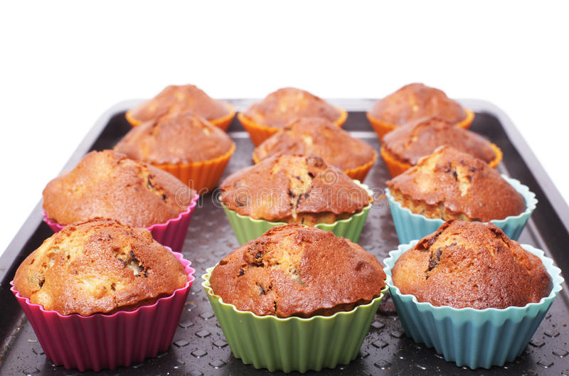 Download Muffins stock photo. Image of cooking, cake, dessert - 39509192