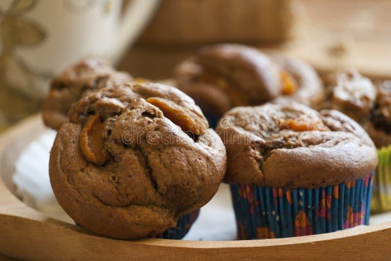 Download Muffins stock image. Image of focus, snack, dessert, cupcake - 35351875