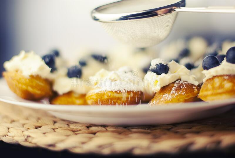 Muffins With Toppins Free Public Domain Cc0 Image