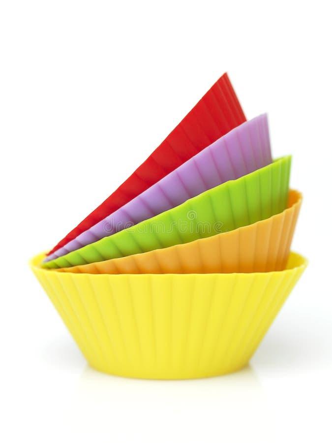 Mufins Cup stockfotografie