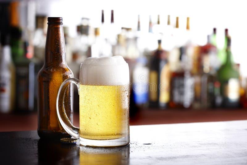Download Mug of beer stock image. Image of drink, full, pint, foam - 14774193