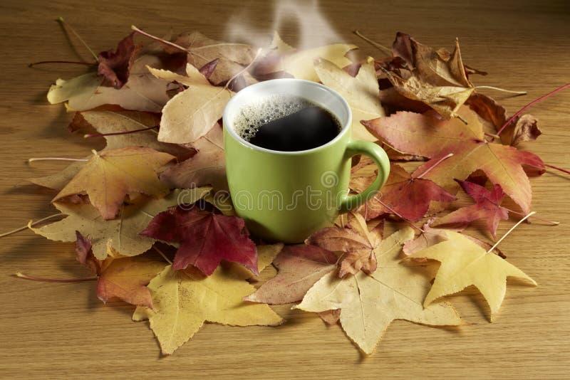 Mug of Coffee Work Break royalty free stock photography