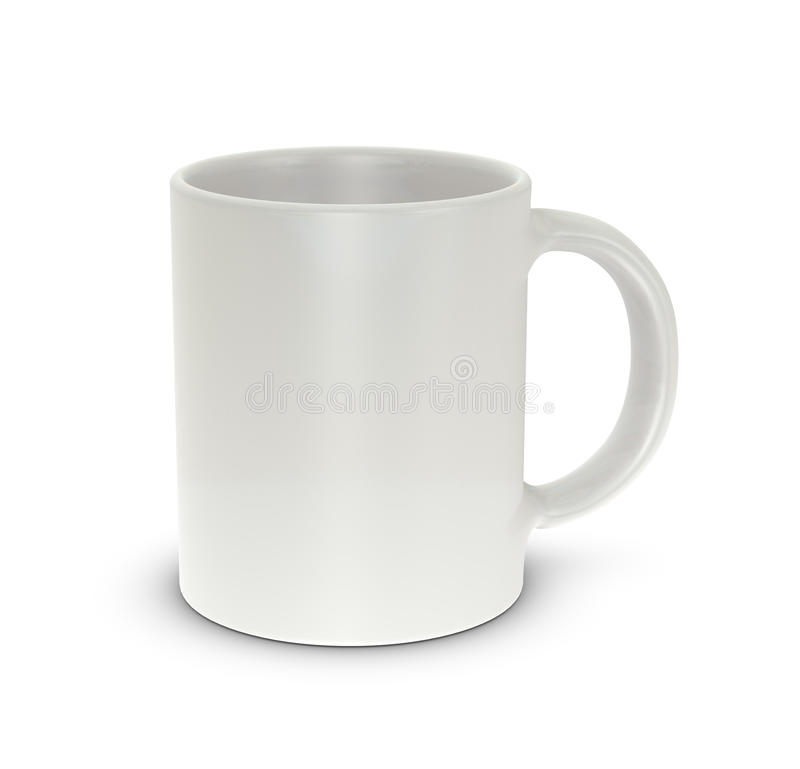 Mug cup stock illustration