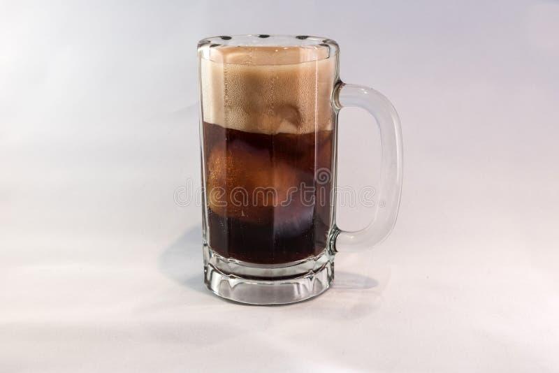 Mug of Root Beer stock image