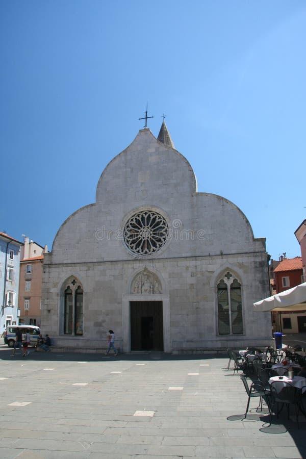 Download Muggia_basilica Santa Maria Assunta Редакционное Стоковое Изображение - изображение насчитывающей trieste, заселено: 41653709